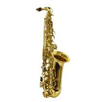 Ny Ny-as200 Saxofone Alto Laqueado Em Mib - Frete Grátis