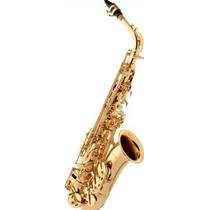 Sax Alto Eagle Sa501 Mib - Loja Bolero Music - Nf E Garantia