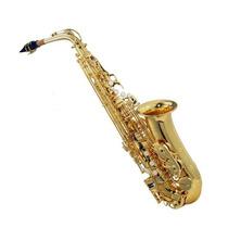 Sax Alto Michael Em Mib Wasm35 Laqueado C/ Estojo, 03319
