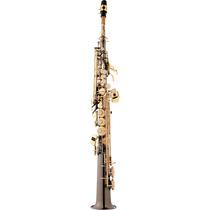 Eagle Sp502bg Saxofone Soprano Sib Preto Onyx - Frete Grátis