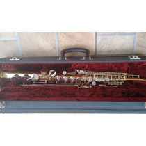 Saxofone Soprano Selmer Mark Vi