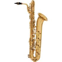 Saxofone Barítono Em Mib Laqueado Eagle Sb506