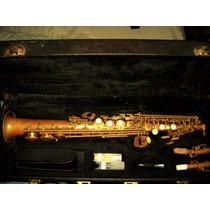 Saxofone Soprano Pearl River Custom By Ivan Meyer