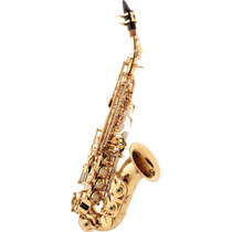 Sax Soprano Eagle Sp508 Curvo Na Studio Som Joao Loja Fisica