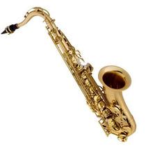 Saxofone Sax Tenor Laqueado Si Bemol Vogga Vsts701 Case Luxo