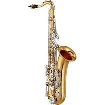 Sax Tenor Yamaha Yts26 - Loja Bolero Music - Nf E Garantia !