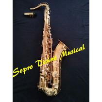 Sax Tenor Jupiter Jts 587gl Produto Novo Na Caixa
