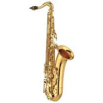 Sax Tenor Yamaha Yts62 C/ Case Na Cheiro De Música Loja