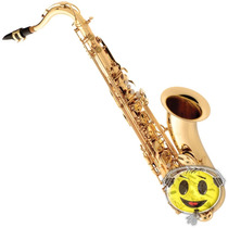 Sax Tenor Eagle Saxofone Sib Laqueado St503 Oferta Kadu Som