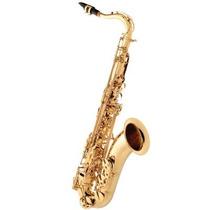 Saxofone Tenor Eagle St503 Em Sib (bb) Com Case - Laqueado