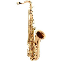 Ritmus : Eagle Stx513 : Saxofone Tenor Bronze Tudel Em Prata
