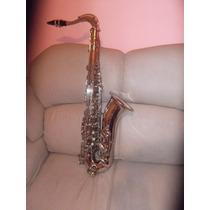 Saxofone Tenor Weril Modelo Spectra A971 Em Si B