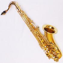 Saxofone Tenor Alto Spalla Instrumento De Sopro Musical