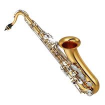 Sax Tenor Yamaha Yts26 Em Bb (sib) Laquer Dourado - Kadu Som