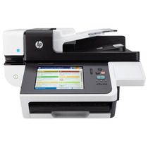 Scanner De Rede Hp Scanjet Digital Sender Flow 8500 Fn1