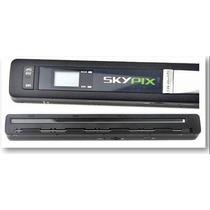 Scanner De Mão Portátil 900dpi Sem Fio Skypix