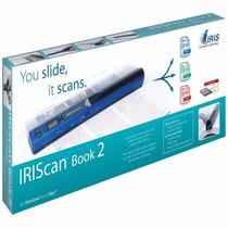 Scanner De Mão Iris Iriscan Book 2 (usado)
