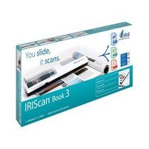 Scanner De Mão Iriscan Book3 Portátil 900dpi+sd 2gb