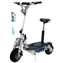 Scooter Patinete Elétrico 1000w 48v Sxt Eppower - Branca