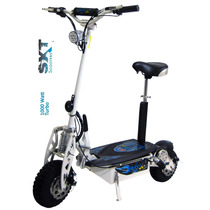 Scooter Elétrica 1000w 48v Sxt Eppower Patinete Mini Moto Nf