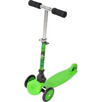 Patinete Scooter Infantil Bel Sport Twist 3 Rodas Freio Max