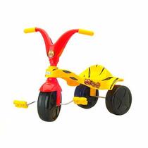 Triciclo Motoca Xalingo Tigrao/joaninha/borbolrtinha/dalmata