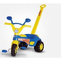 Triciclo Velotrol Blue Music - Cotiplás