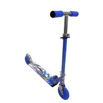 Patinete Infantil Dobrável Alumínio Scooter - Suporta 70kg