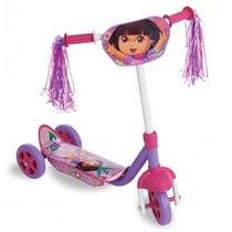 Patinete Infantil 3 Rodas Dora Aventureira Multibrink