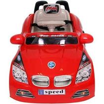 Carro Eletrico Infantil Buzina Sons Luzes Criança Miniway