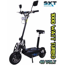 Scooter Elétrico 1000w 48v Sxt Eppower Patinete Mini Moto Nf