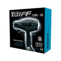 Secador Taiff Turbo Íon 1900w 127v