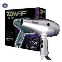 Secador Taiff Fox Ion 2000w Profissional 110v