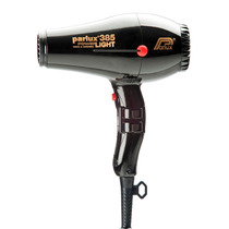 Parlux Secador De Cabelo Power Light 385 Preto - Parlux Seca