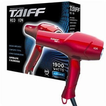 Secador Taiff Red Ion Profissional 1900w 110v