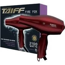 Secador Taiff Fire Fox 2100w 127v