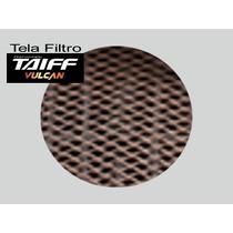 Tela Filtro De Cobre Para Secador De Cabelo Taiff Vulcan