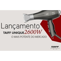 Taiff Unique Vis 2600w Secador Professional