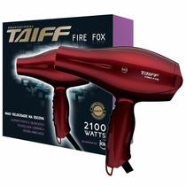 220v - Secador Taiff Fire Fox 2100w - 220v
