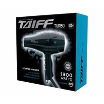 Secador De Cabelos Taiff Turbo Ion Profissional 1900w - 220v