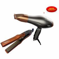 Kit Taiff Vulcan Secador 110v + Chapinha Vulcan + Brinde
