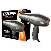 Secador Taiff Vulcan Profissional 2400w 127v