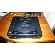 Somente O Console Do Sega Saturn Made In Taiwan. Leia