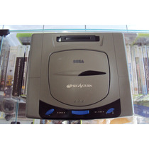 Console Sega Saturn Japonês Completo
