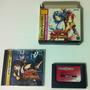 Samurai Spirits 3 - Sega Saturn Japonês Com Ram