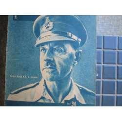 Segunda Guerra-2 Revistas Mundial Tamanho Grande-ilustradas
