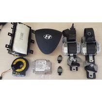 Kit Air Bag I30 Completo Bolsa Teto E Coluna