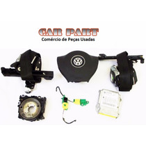 Kit Airbag Jetta Variant 2012 Air Bag Frontal Completo