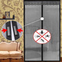 Tela Mosquiteira Protetora Insetos Portas + Frete Barato