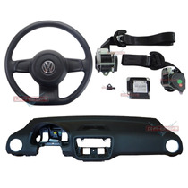 Kit Air Bag Bolsas Cintos Modulo Painel Vw Take Move Up 014